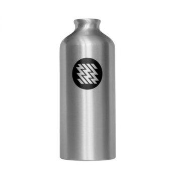 Wasserpfeifenflasche Aluminium und lebensmittelechtes Wasserpfeifenzubehör