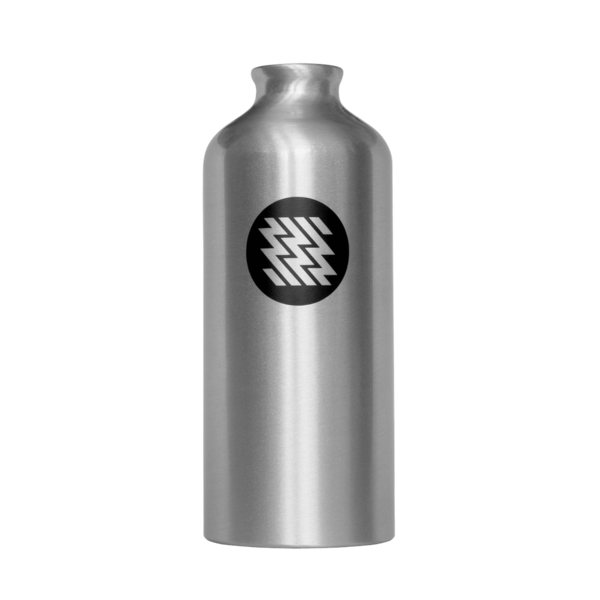 Shishaflasche Aluminium und lebensmittelechtes Shishazubehör