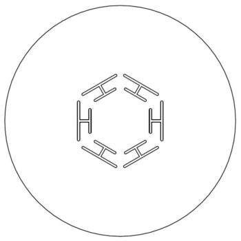 Wärmemanagement-Platte-für-Hexagon